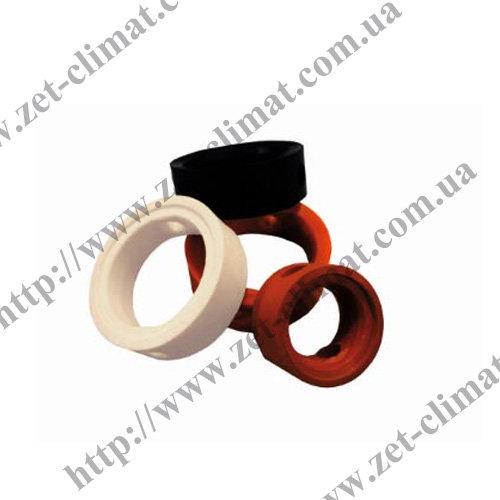 Затвор дисковый с уплотнением EPDM, NBR или Viton
